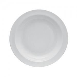 Grande assiette creuse de service, deep serving plate Spirit Vista Alegre