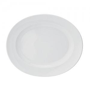 Plateau oval, oval platter Luna Vista Alegre