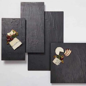 assiette-en-melamine-effet-ardoise-American-metalcraft-melamine-plate-